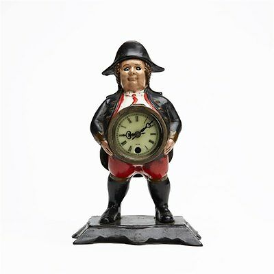 Novelty German Burgermeister Gentleman Blinking Eye Clock