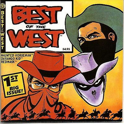 Best of the West No. 1 1998 8.0 VF Paragon/Americomics