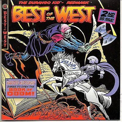 Best of the West No. 2 1998 8.0 VF Paragon/Americomics
