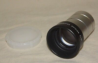 LEITZ WETZLAR COLORPLAN  1:2.5/90mm PROJECTION LENS MINT 7443