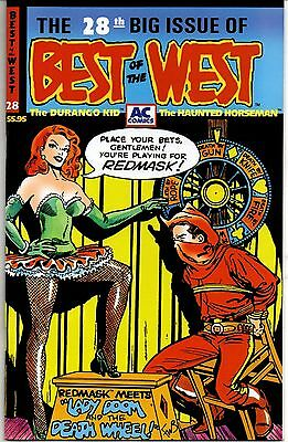 Best of the West No. 28 2002 8.0 VF AC Comics  Redmask