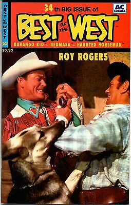Best of the West No. 34 2003 8.0 VF AC Comics  Roy Rogers
