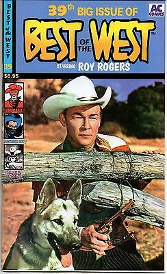 Best of the West No. 39 2004 8.0 VF AC Comics  Roy Rogers
