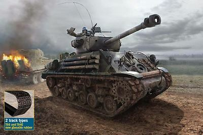 Italeri Model Kit - M4A3E8 Sherman Fury Tank - 1:35 Scale - 6529 - New