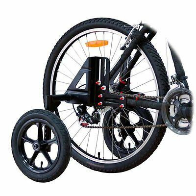 Bicycle Balance = EVO Mobility HD Multi-Fit Adult Bicycle Training Wheels