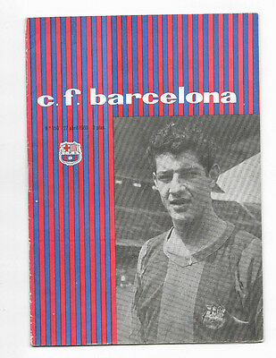 1960 European Cup Semi Final - BARCELONA v. REAL MADRID