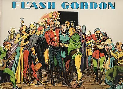 FLASH GORDON por Alex Raymond