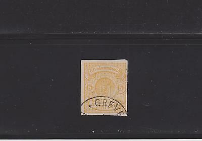 Luxembourg- Lot 3370, Used. Sc# 32B.