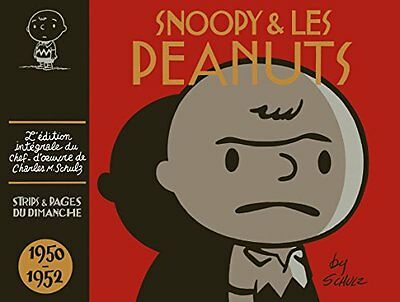 Snoopy - Integrales - tome 1 - Snoopy et les Peanuts - Integrale T1 Dargaud Book