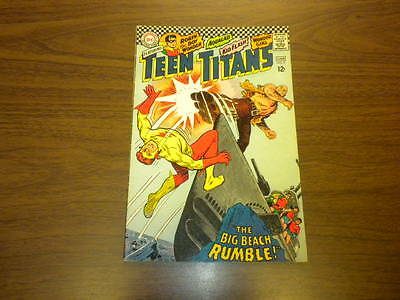 TEEN TITANS #9 DC Comics 1966