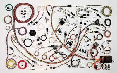 American Auto Wire 1971 - 1973 Ford Mustang Wiring Harness # 510662