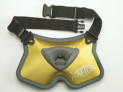 Aftco BELT2GLD Socorro Fighting Belt (50-80Lb)