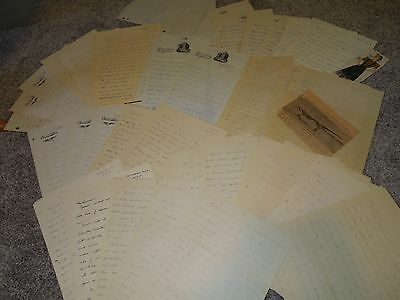 WWII USAAF Doolittle Raider Letter Group Crew #1 & Later KIA in North Africa