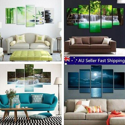 Large Modern Canvas Print Wall Art Oil Painting Picture Home Decor No Frame