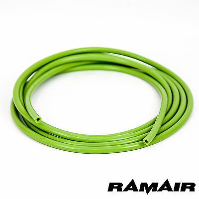 Silicone 3mm x 3m Vacuum Hose - Boost - Water - Pipe Line Green