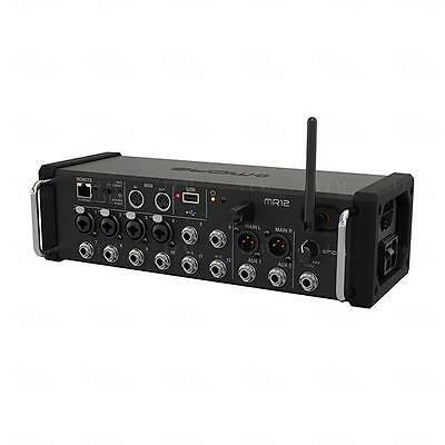 Midas MR12 12-Input Digital Mixer for iPad / Android Tablets