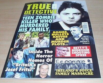 True Detective magazine JUL 2017 Teen Zombie Killer, Joyce Family Massacre &more