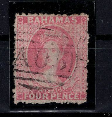 P28092/ Bahamas – Sg # 5 Obl / Used 460 €