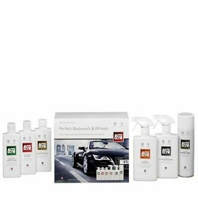 Autoglym The Collection Perfect Bodywork and Wheels A Kit of Our Best Products