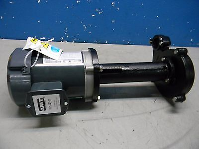 AMT Cast Iron Immersion Machine Tool and Recirculating Pump 230/460V 1/3HP 3PH