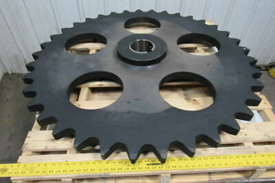 "37 TOOTH 4-1/4"" PITCH Large Sprocket 50-5/8""OD 46-3/16"" Caliper Dia. 5-3/4"" LTB"