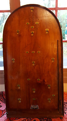 Vintage Corinthian Bagatelle Board marbles included