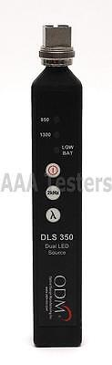 ODM DLS 350 MM Dual LED Fiber Optic Light Source DLS-350 DLS350