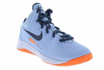 18a5d9acbd66 NIKE YOUTH KD V Ice Blue Kevin Durant Basketball Shoes 555642 400 ...
