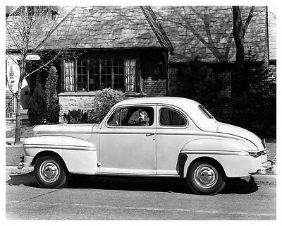 1946 Mercury Coupe Factory Photo ub0283