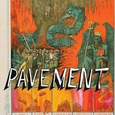 Quarantine The Past: The Best of Pavement, Pavement, Vinyl, 5034202025016