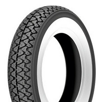 KENDA White wall Tire 3.50-10 K333 4PR 51J TT for 10 Inch Scooter Vespa PX