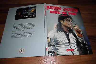 MICHAEL JACKSON -- KING of POP 1958 - 2009 // Bildband