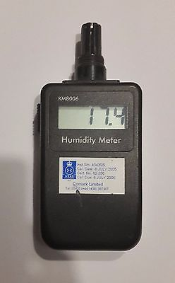 Kane May KM8006 digital temperature & humidity meter THERMOHYGROMETER