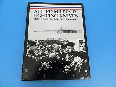 Allied Military Fighting Knives  & The Men Who Made Them Famous, By Buerlein