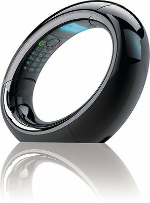 iDECT Eclipse Telephone with Answer Machine - Single.