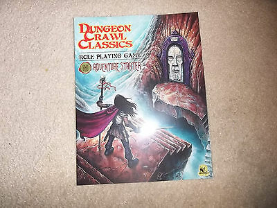 Dungeon Crawl Classics DCC RPG Adventure Starter