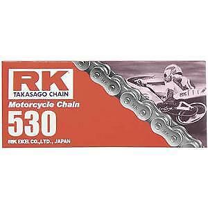 RK M530-116 530 M Standard Chain 116 Links