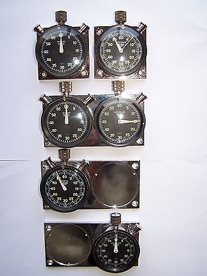 Heuer Split Sebring And/or Autorallye Rallymaster Mastertime Monte Carlo Timer