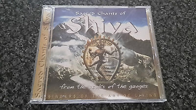 Sacred Chants of Shiva from the Banks of Ganges CD