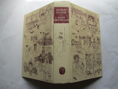 Good - David Copperfield - Dickens, Charles 1983-01-01 In slip-case. Wear/markin