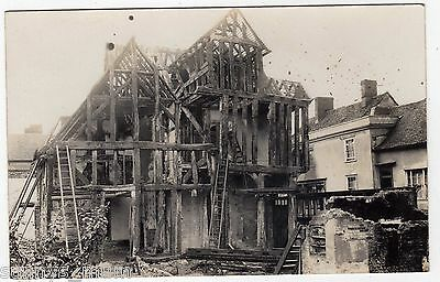 Suffolk, Beccles Or Bungay, Ruined Building, Rp
