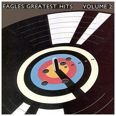 Greatest Hits 2, Eagles,Excellent, ### Audio CD with artwork-complete,Audio CD,