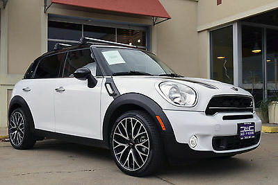 2016 Mini Countryman S 2016 Mini Cooper S Countryman. 1-Owner, Automatic, Panorama Moonroof, More!