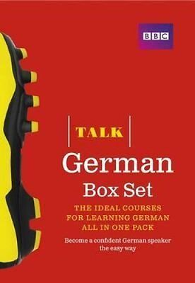 Talk German Box Set (book/CD Pack) The Ideal Course for Learnin... 9781406679267