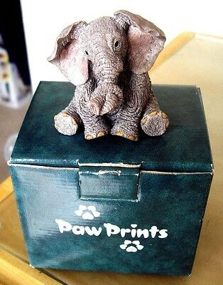 Tuskers Forgetful Freddie Elephant Figurine Pp267 Boxed