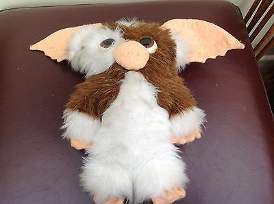 Vintage Original Gremlins Movie Gizmo Plush Soft Cuddly Toy