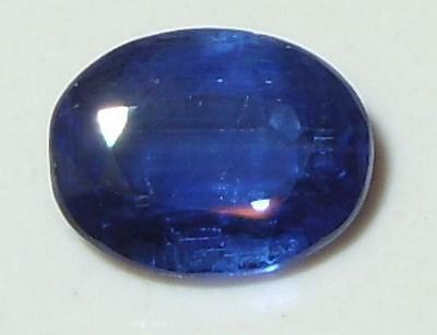 1.56ct Beautiful Top Quality Nepal Blue Kyanite Oval Cut SPECIAL