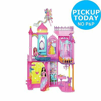 Barbie Rainbow Castle. From the Official Argos Shop on ebay