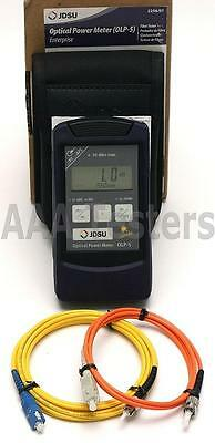 JDSU OLP-5 SM MM Fiber Optic Power Meter OLP 5 OLP5