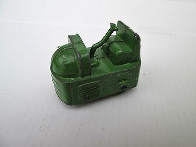Rare VINTAGE Model Railway PLATFORM TRACTOR `24' Maker Unknown